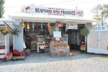 Rickys Seafood and Produce Market