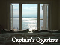 captains quarters banner