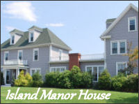 island manor house banner