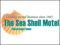 sea shell motel banner