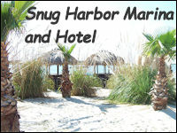 snug harbor banner