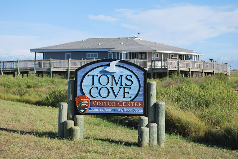 Toms Cove Visitor Center