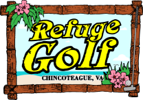 refuge golf banner ad