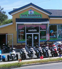 Sun Scooters