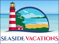 seaside vacation retreats banner